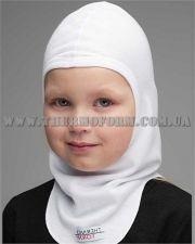 детская термо-шапка-маска на девочку