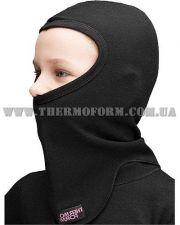 детская термо-шапка-маска на мальчика