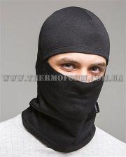шапка-маска балаклава 1-014 Thermoform черная