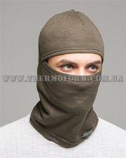 шапка-маска балаклава 1-014 Thermoform хаки