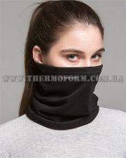 полумаска 1-022 Thermoform черная