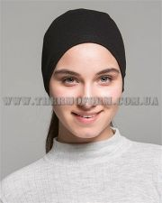 полумаска женская 1-022 Thermoform черная