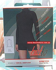 Термофутболка женская WT03 Hetta с шерстью купить в Днепре