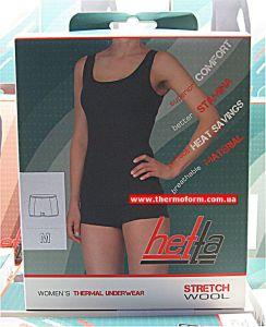 Шортики женские с шерстью WB07 Hetta средняя талия купить в Киеве