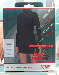 Панталоны женские с шерстью короткие WB09 Hetta купить в Днепре
